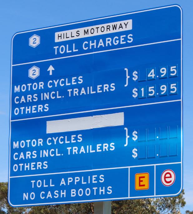 Toll Roads in Australia – Travellers Autobarn